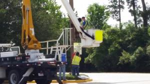 Traffic signal coordination